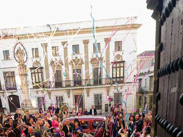 La boda de Luis y M. Mar en Jerez De La Frontera, Cádiz 8