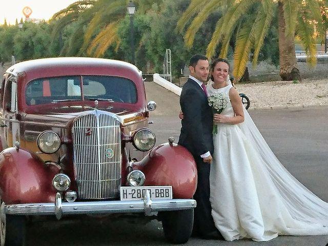 La boda de M. Mar y Luis