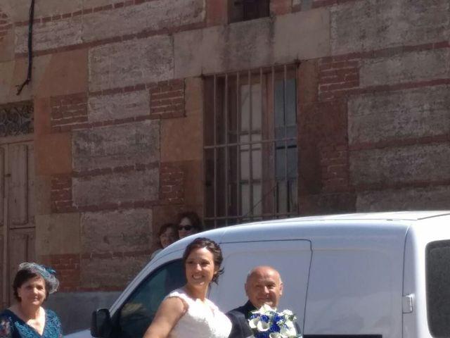 La boda de Rodrigo y Rocío en Villoruela, Salamanca 4