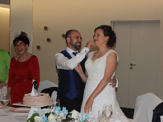 La boda de Rodrigo y Rocío en Villoruela, Salamanca 2
