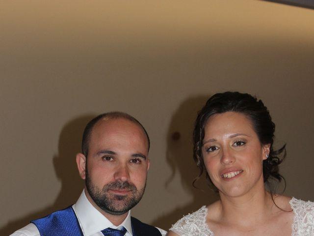La boda de Rodrigo y Rocío en Villoruela, Salamanca 7