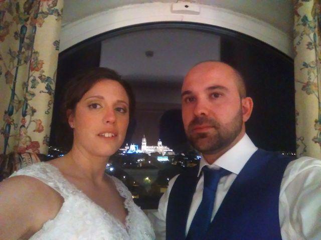 La boda de Rocío y Rodrigo