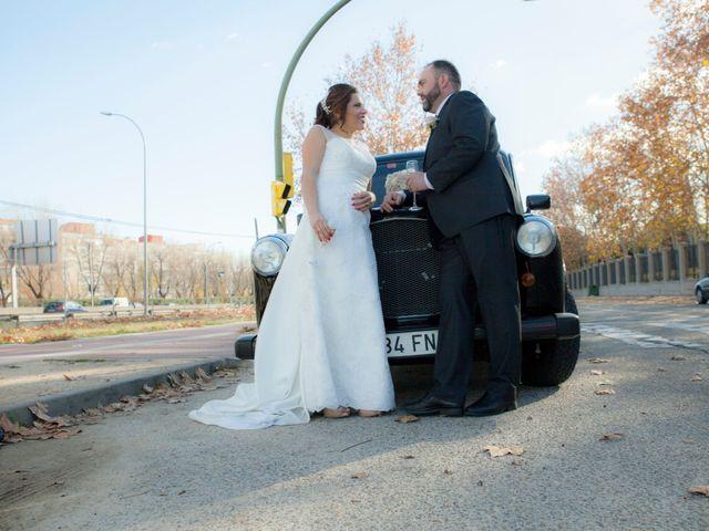 La boda de Valeria y Miguel