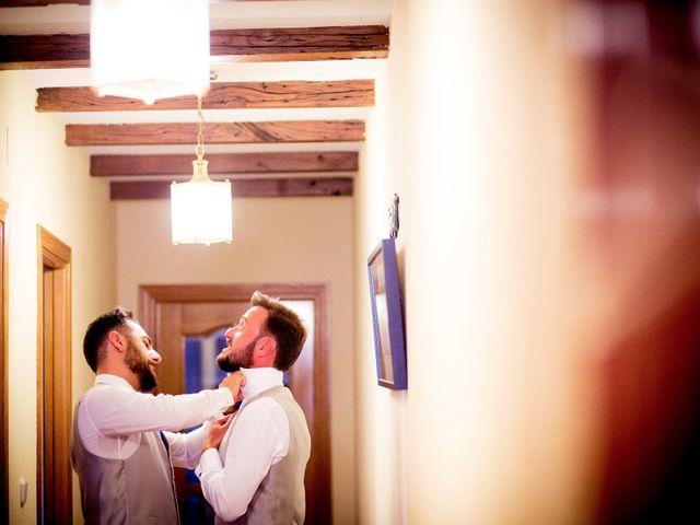 La boda de Félix y Lucía en Jarandilla, Cáceres 10
