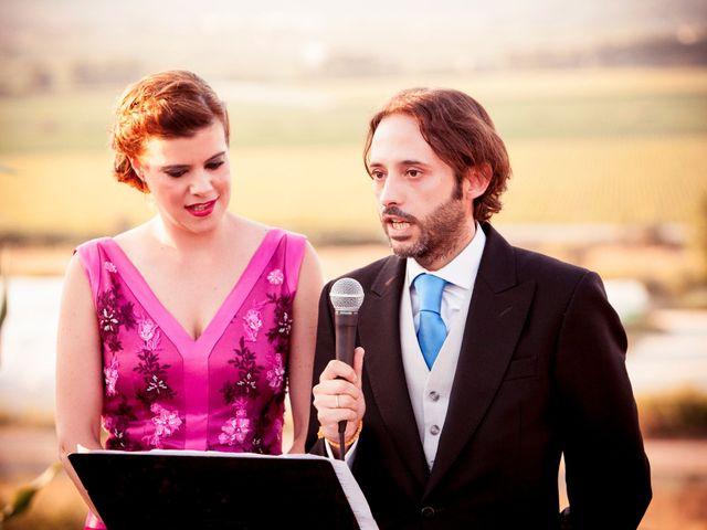 La boda de Félix y Lucía en Jarandilla, Cáceres 46