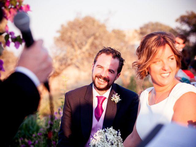 La boda de Félix y Lucía en Jarandilla, Cáceres 48