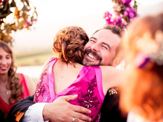 La boda de Félix y Lucía en Jarandilla, Cáceres 60