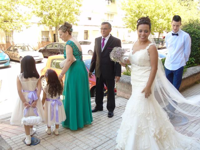 La boda de Adrián y Ruth en Cáceres, Cáceres 2