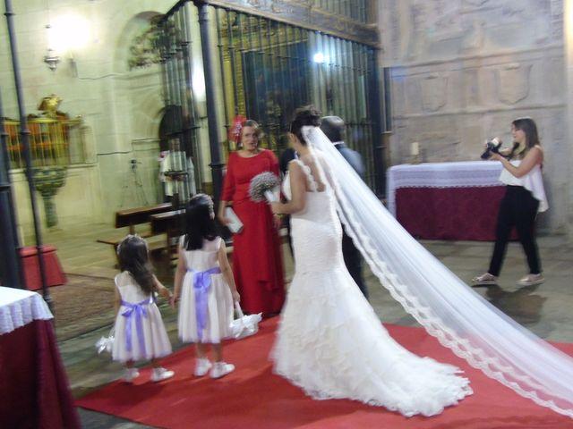 La boda de Adrián y Ruth en Cáceres, Cáceres 8