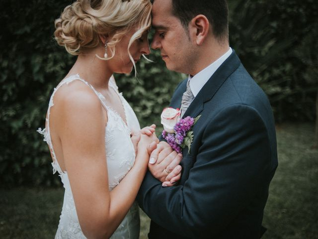 La boda de Marta y Juan