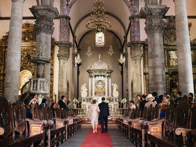 La boda de Juan y Marta en La Orotava, Santa Cruz de Tenerife 19