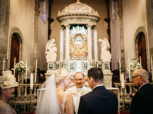 La boda de Juan y Marta en La Orotava, Santa Cruz de Tenerife 21