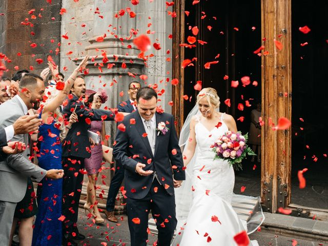 La boda de Juan y Marta en La Orotava, Santa Cruz de Tenerife 24
