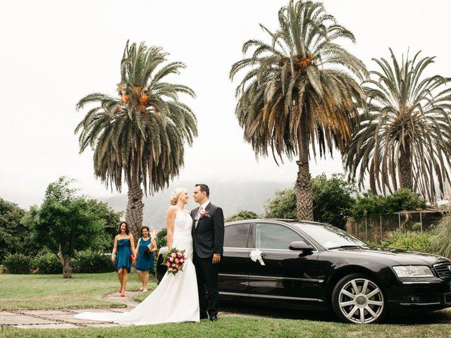 La boda de Juan y Marta en La Orotava, Santa Cruz de Tenerife 27