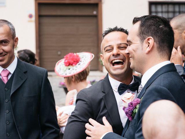La boda de Juan y Marta en La Orotava, Santa Cruz de Tenerife 25