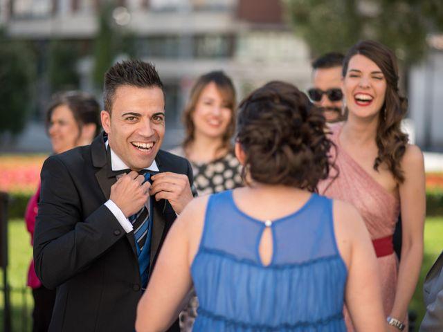 La boda de Dani y Silvia en Valladolid, Valladolid 15