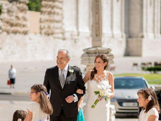 La boda de Dani y Silvia en Valladolid, Valladolid 16