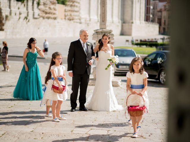La boda de Dani y Silvia en Valladolid, Valladolid 17