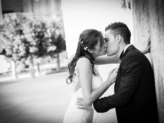 La boda de Dani y Silvia en Valladolid, Valladolid 1