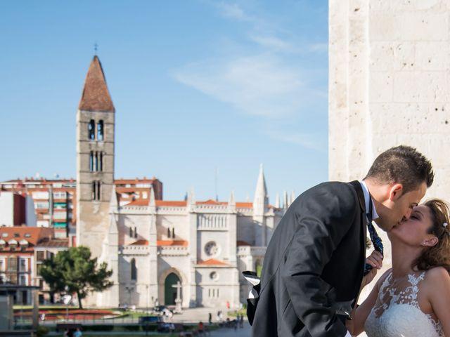 La boda de Dani y Silvia en Valladolid, Valladolid 22