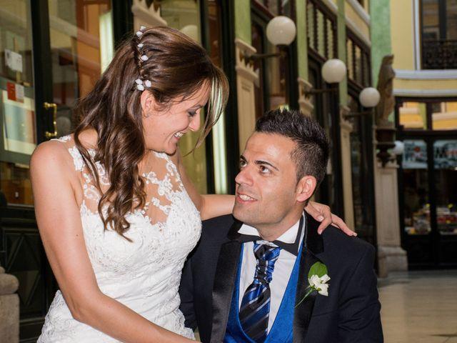 La boda de Dani y Silvia en Valladolid, Valladolid 25