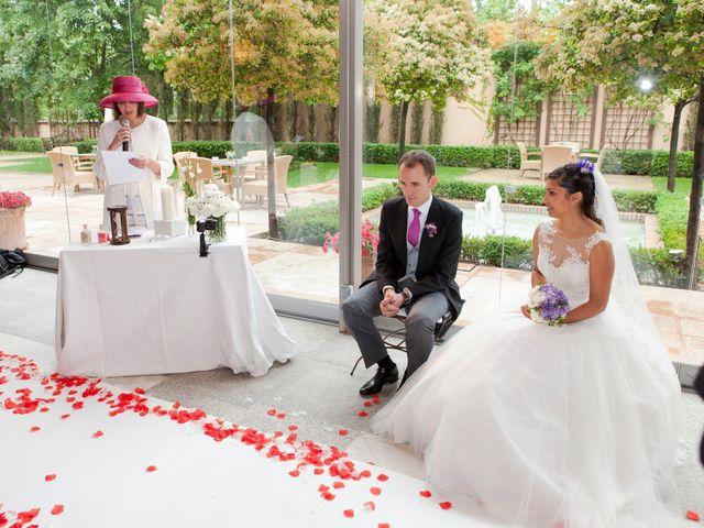 La boda de Nacho y Carla en Madrid, Madrid 22