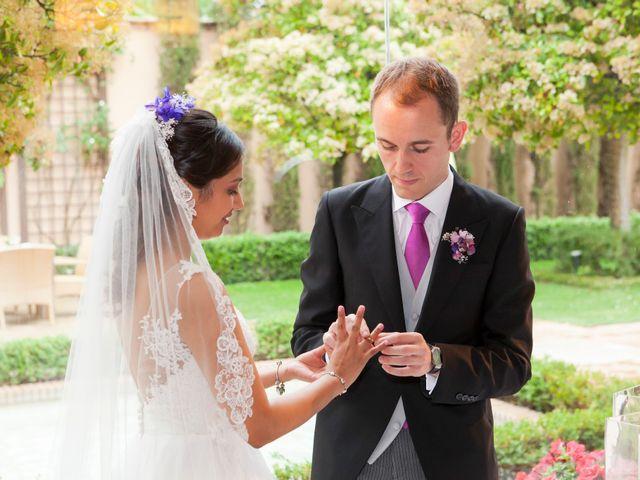La boda de Nacho y Carla en Madrid, Madrid 24