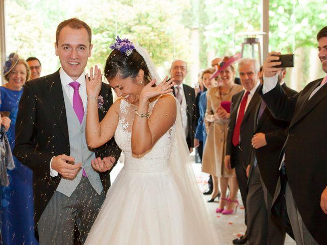 La boda de Nacho y Carla en Madrid, Madrid 25