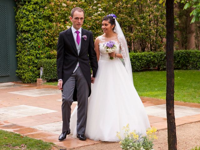 La boda de Nacho y Carla en Madrid, Madrid 26