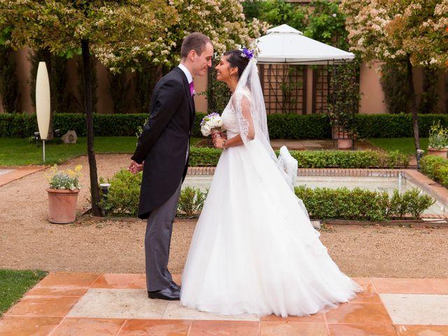 La boda de Nacho y Carla en Madrid, Madrid 27