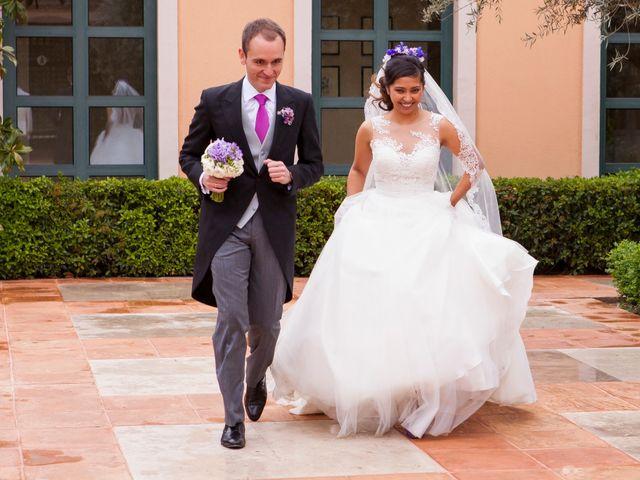 La boda de Nacho y Carla en Madrid, Madrid 28