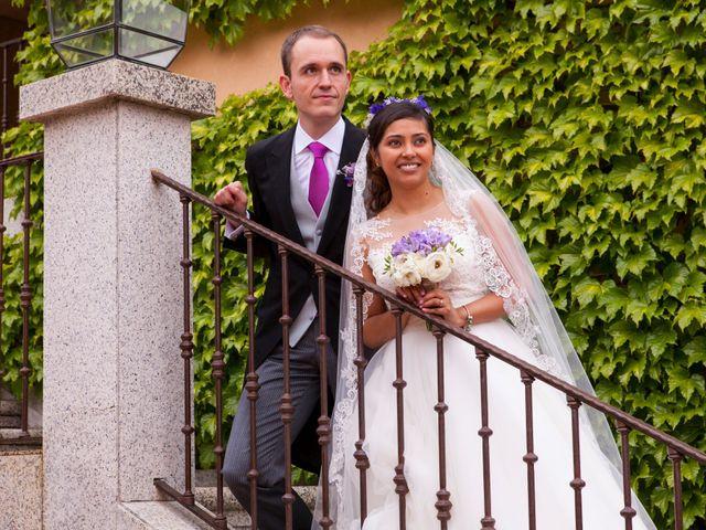 La boda de Nacho y Carla en Madrid, Madrid 29