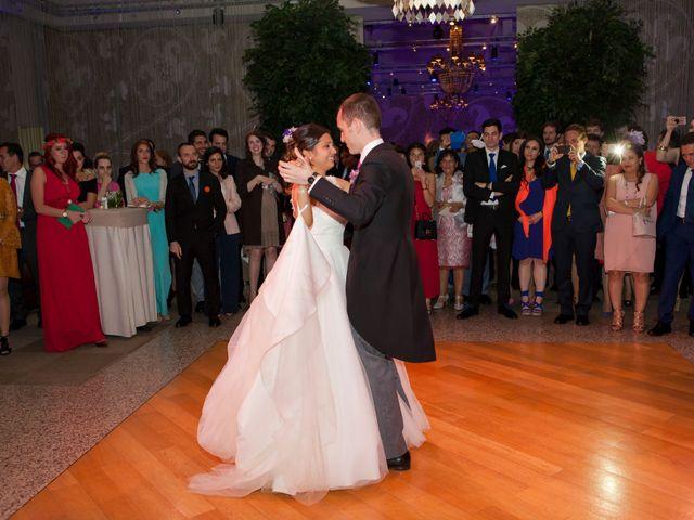 La boda de Nacho y Carla en Madrid, Madrid 36