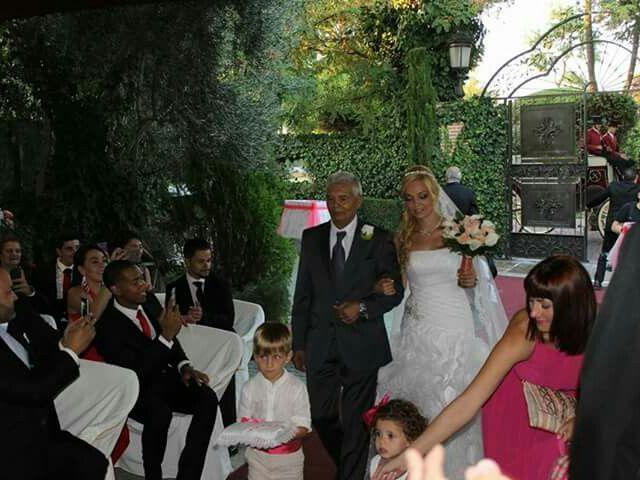 La boda de Angel y Tamara en Alcalá De Henares, Madrid 2