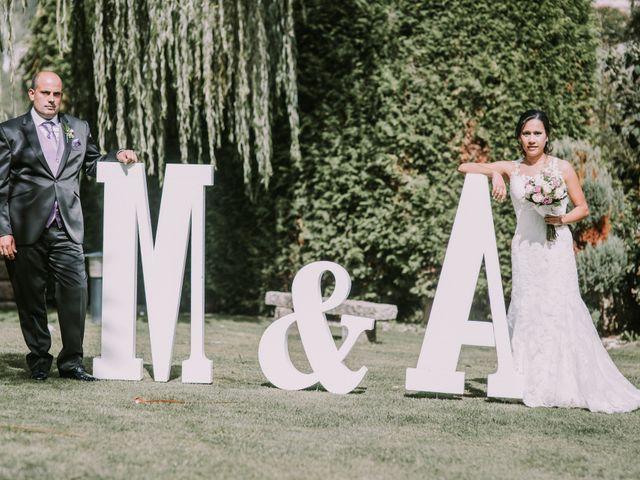 La boda de Miguel y Ana en Vigo, Pontevedra 25