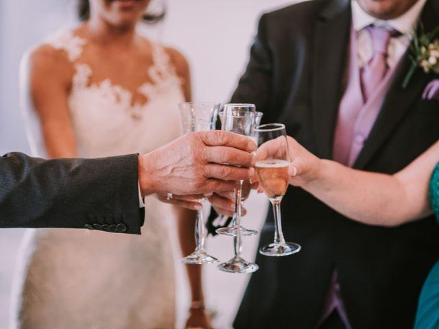 La boda de Miguel y Ana en Vigo, Pontevedra 31