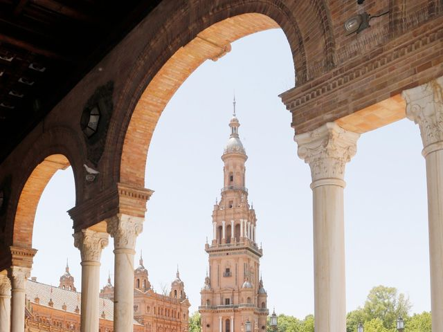 La boda de Gonzalo y Natalia en Alcala De Guadaira, Sevilla 23