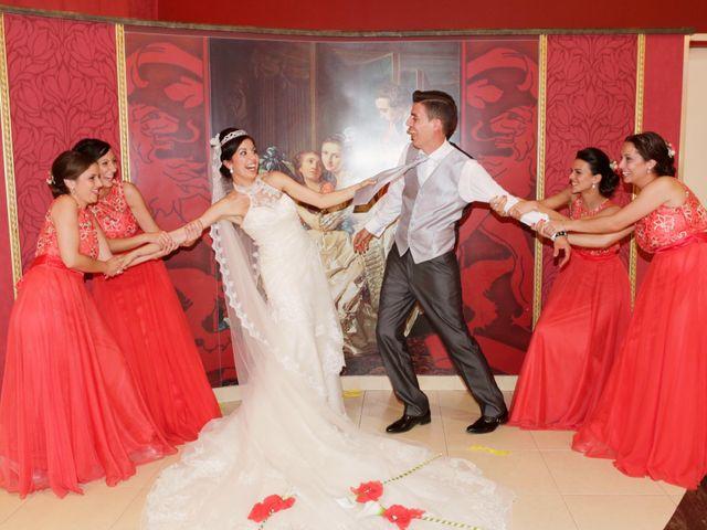 La boda de Natalia y Gonzalo