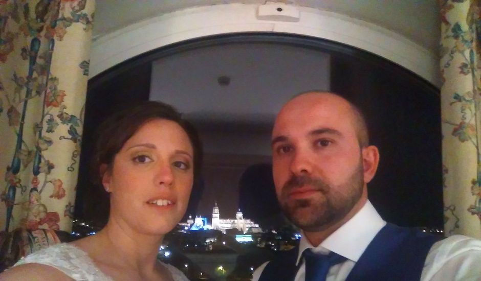 La boda de Rodrigo y Rocío en Villoruela, Salamanca