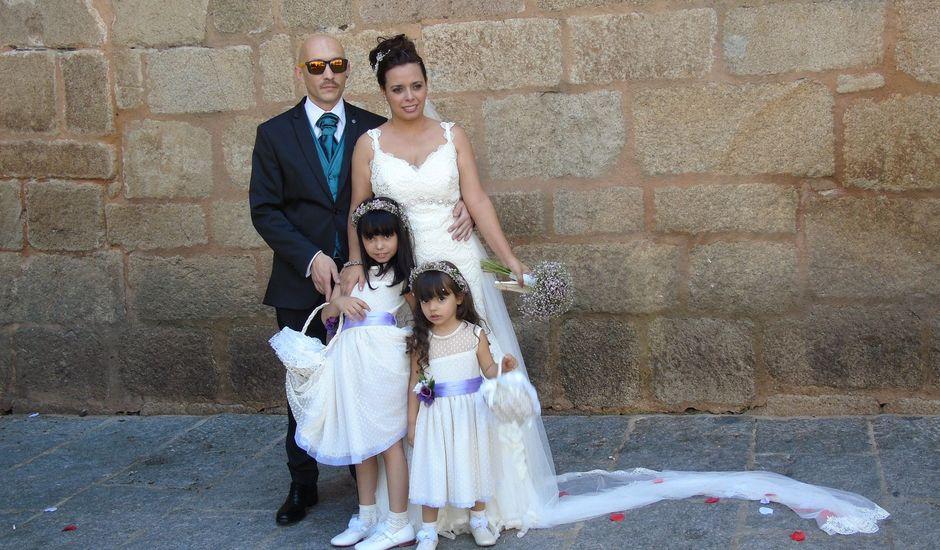 La boda de Adrián y Ruth en Cáceres, Cáceres
