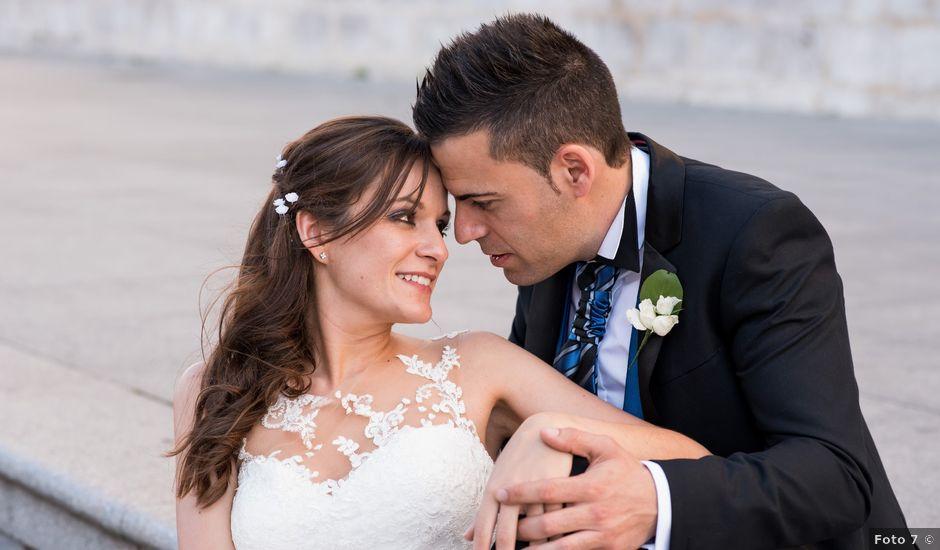 La boda de Dani y Silvia en Valladolid, Valladolid