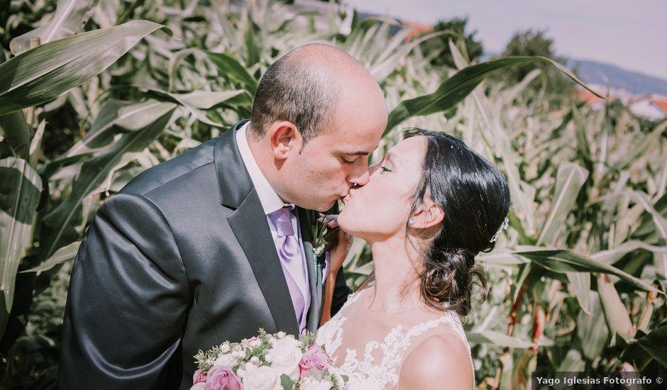 La boda de Miguel y Ana en Vigo, Pontevedra