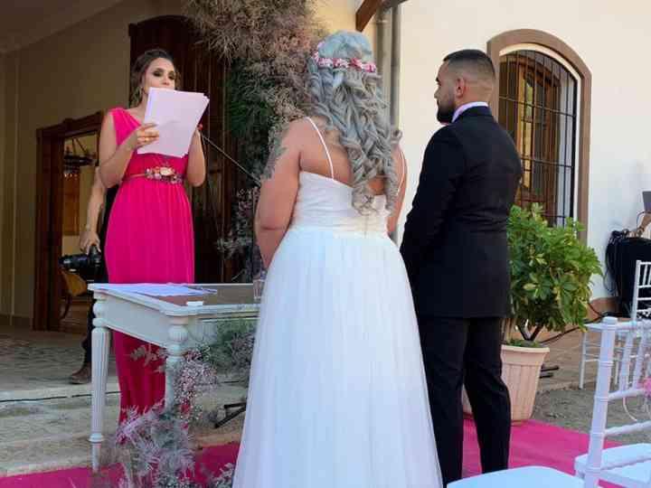 La boda de Noemí  y Adrián