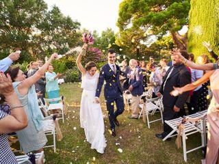La boda de Elissa y Enric
