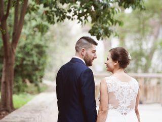 La boda de Pepi y David