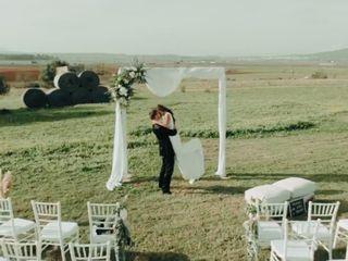 La boda de Tania y Jaume