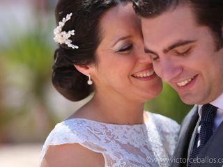 La boda de Rafael  y Esther