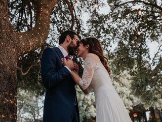 La boda de Xisca y Jaime