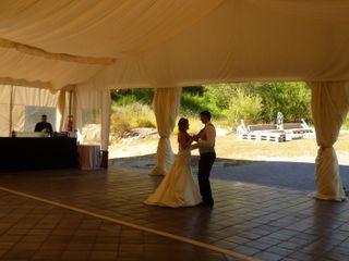 La boda de Irene y Santiago