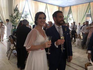La boda de Silvia y Alessandro